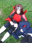 Cosplay Hashirama Madara 13 by NakagoinKuto