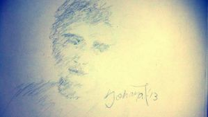 sketchEd by JoharaT