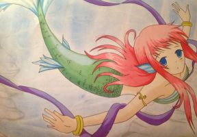Mermaid ~ Complete by thegrudgegirl96