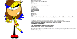 Prissin's Bio by Sonicgenerations202