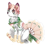 little peach Fox by BlackFoxCenco