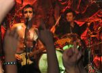 Panic! at the Disco : Brendon shirtless and hands by shadowkat96
