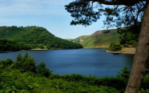 Calm Elan Valley by Deb-e-ann