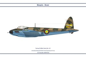 Fantasy 531 Mosquito Brunei by WS-Clave