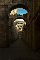 Abbey Nave.. by quaddie