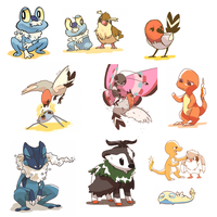 Pokemon X: The Nuzlocke by aouli