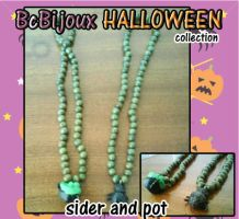 BcBijoux Halloween collection3 by Aiko-Hirocho