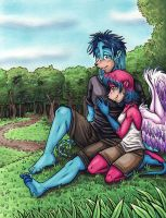 Just the two of us by ManueC
