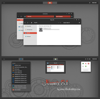Numix Theme Windows 8.1(Updated) by cu88