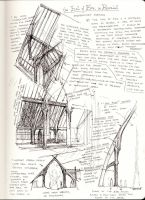 Hall Of Fire preliminary sketches by TurnerMohan