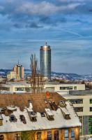 Jena's Landmark - HDR by EOSthusiast