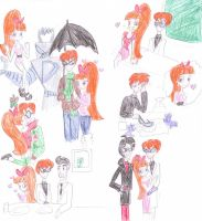 The PPGX: DexterxBlossom Doodledump by PurfectPrincessGirl