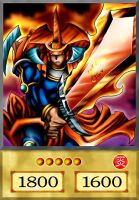 Flame Swordsman by YugiohFreakster