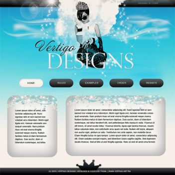 Vertigo Designs - FREE layouts by fionaadam