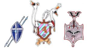 Family Crests by Desi-Designs