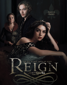 Reign season 3 promo poster by devilMisao