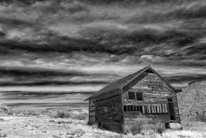 Abandoned Route 66 Homestead I by eprowe