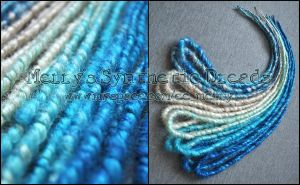 Sea dreads by Masquerade-Infernale