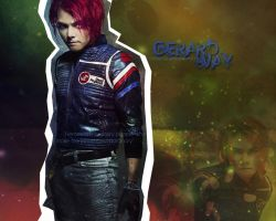 Gerard Way by ChelseaDawn