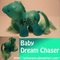 Baby Dream Chaser Kanji Pony by AnimeAmy