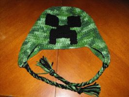 Creeper Hat by Ginger-PolitiCat
