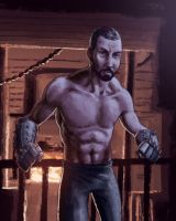 The-Man-With-The-Iron-Fists by Biram-Ba