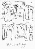 Uniformes I by Hep-Hap