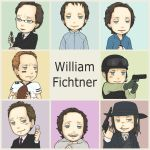 William Fichtner by KIU0205