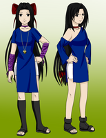 Kara Comparison by kara-uchiha