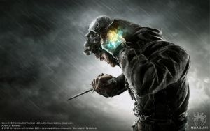 Dishonored - Profile Key Art by meduzarts