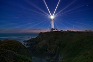 The Pigeon Point Lighthouse by MattGranzPhotography
