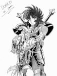 Dohko - Saint Seiya by Gbtz007