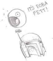 It's Boba Fett by r2griff2