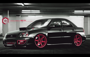 Subaru Impreza WRX STI by OverdozeCreatives