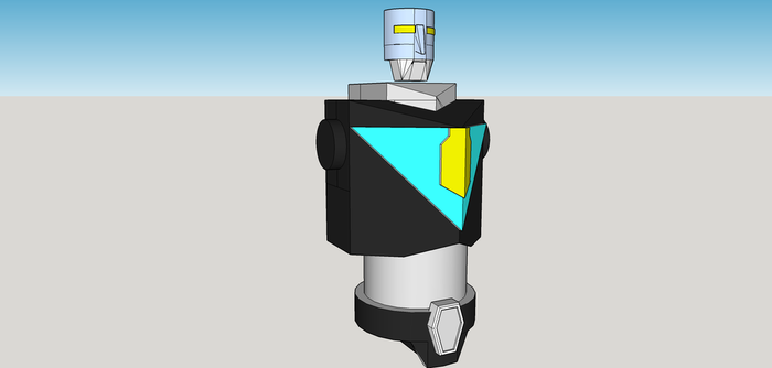 Voltron wip by Lilscotty