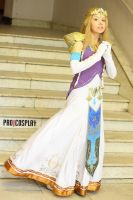 Zelda Cosplay by RubeeAmadare