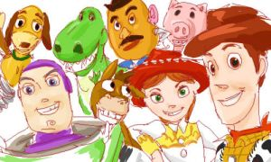 Toy Story 3 by jk5059