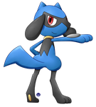 Riolu by Merum-SB-BlueOlimar