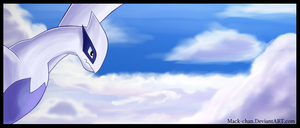 ...:Lugia:... by Mack-chan