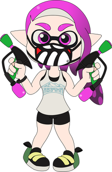 My Inkling 2 by Doctor-G