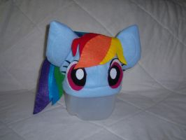 Rainbow Dash Hat by PlumeriaPony