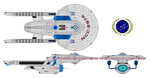 USS Voyager NCC 2974 by nichodo