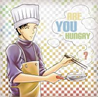 CASE CLOSED: Are You Hungry? by Esgros