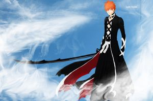 Bleach 475: Ichigo's New Bankai by Dark-Khaos
