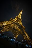 The Eiffel Tower by fcarmo-photography
