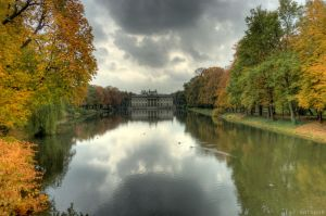 Palace on the Water I by adamsik