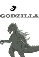 Godzilla Jr. design for GED by raptorrex07