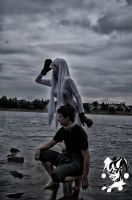 Ganta and Shiro by Aperture-Fotografie