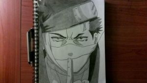 So It Begins - Zabuza Momochi by Murkicide
