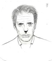 Hugh laurie by spectra-night